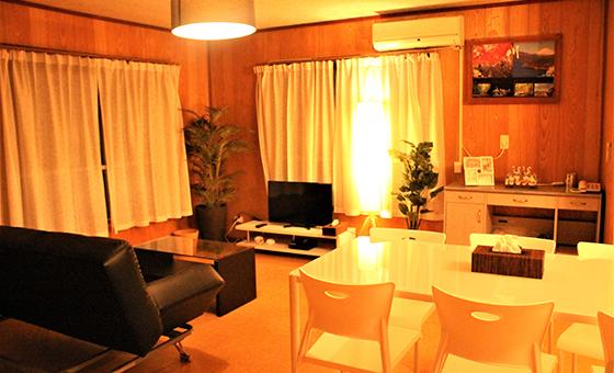 オーシャンズヴィラ沖縄 室内写真