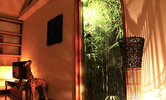 ツリークラブ ウッドハウス 室内写真